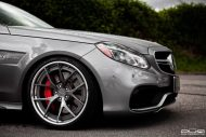 Mercedes Benz E63 AMG On PUR LX04.V3 By PUR Wheels 6 190x127 PUR LX04.V3 Wheels auf dem Mercedes Benz E63 AMG