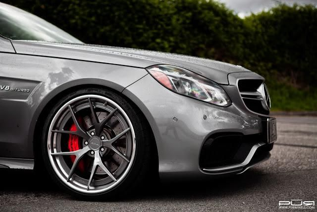 Mercedes-Benz-E63-AMG-On-PUR-LX04.V3-By-PUR-Wheels-6
