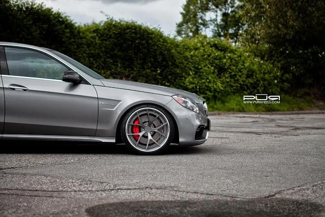 Mercedes-Benz-E63-AMG-On-PUR-LX04.V3-By-PUR-Wheels-7
