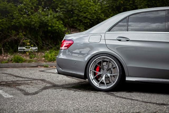 Mercedes-Benz-E63-AMG-On-PUR-LX04.V3-By-PUR-Wheels-8