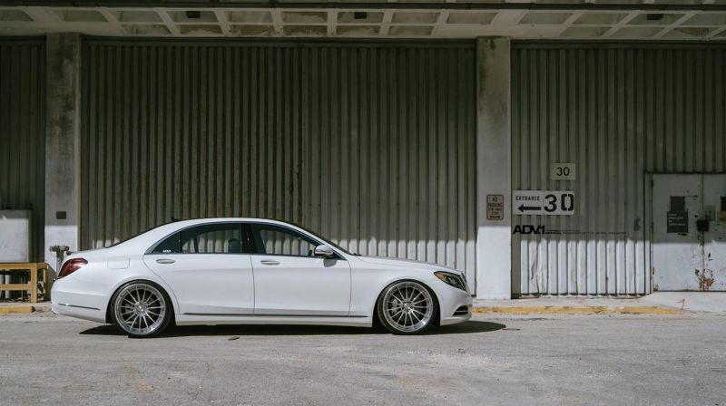 Mercedes-Benz-S550-on-ADV15-Track-Spec-CS-By-ADV.1-Wheels-4