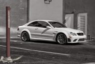 Mercedes CLK 63 Black Series By ADV.1 Wheels tuning 2 190x127 ADV.1 Wheels Alufelgen auf dem Mercedes CLK 63 AMG Black Series