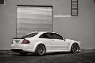 Mercedes CLK 63 Black Series By ADV.1 Wheels tuning 4 190x127 ADV.1 Wheels Alufelgen auf dem Mercedes CLK 63 AMG Black Series