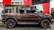 Mercedes G63 AMG Chocolate edition 3 190x107 zu verkaufen: Mercedes G63 AMG Chocolate Edition!