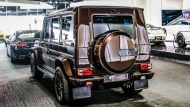 Mercedes G63 AMG Chocolate edition 4 190x107 zu verkaufen: Mercedes G63 AMG Chocolate Edition!