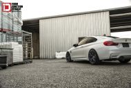Mineral White BMW M4 On A Set Of Klassen M52R Wheels 3 190x127 Klässen ID Wheels M52R auf einem BMW M4 F82 in Mineral Weiß