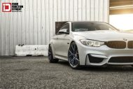 Mineral White BMW M4 On A Set Of Klassen M52R Wheels 5 190x127 Klässen ID Wheels M52R auf einem BMW M4 F82 in Mineral Weiß