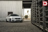 Mineral White BMW M4 On A Set Of Klassen M52R Wheels 6 190x127 Klässen ID Wheels M52R auf einem BMW M4 F82 in Mineral Weiß
