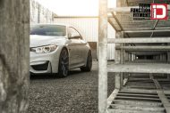 Mineral White BMW M4 On A Set Of Klassen M52R Wheels 7 190x127 Klässen ID Wheels M52R auf einem BMW M4 F82 in Mineral Weiß