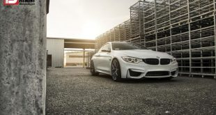 Mineral White BMW M4 On A Set Of Klassen M52R Wheels 8 310x165 Klässen ID Wheels M52R auf einem BMW M4 F82 in Mineral Weiß