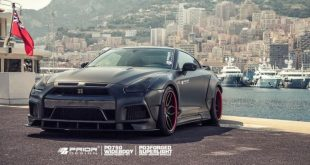 Nissan GT R Prior Design PD750 Widebody 2015 tuning 6 310x165 Prior Design NISSAN GT R PD750 im Widebody Style