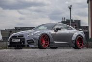 PD750 Prior new pics nissan 2 190x127 Prior Design NISSAN GT R PD750 im Widebody Style