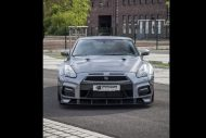 PD750 Prior new pics nissan 3 190x127 Prior Design NISSAN GT R PD750 im Widebody Style
