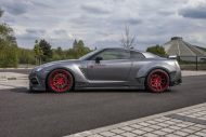 PD750 Prior new pics nissan 4 190x127 Prior Design NISSAN GT R PD750 im Widebody Style