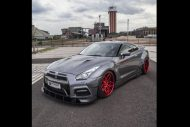 PD750 Prior new pics nissan 7 190x127 Prior Design NISSAN GT R PD750 im Widebody Style