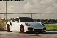 Porsche 991 Turbo S On ADV7 Track Spec CS By ADV.1 Wheels 1 190x127 ADV.1 21 Zoll Wheels auf dem Porsche 911 (991) Turbo S