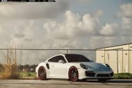 Porsche 991 Turbo S On ADV7 Track Spec CS By ADV.1 Wheels 2 190x127 ADV.1 21 Zoll Wheels auf dem Porsche 911 (991) Turbo S