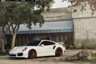 Porsche 991 Turbo S On ADV7 Track Spec CS By ADV.1 Wheels 3 190x127 ADV.1 21 Zoll Wheels auf dem Porsche 911 (991) Turbo S