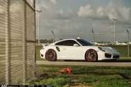Porsche 991 Turbo S On ADV7 Track Spec CS By ADV.1 Wheels 6 190x127 ADV.1 21 Zoll Wheels auf dem Porsche 911 (991) Turbo S