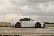Porsche 991 Turbo S On ADV7 Track Spec CS By ADV.1 Wheels 7 190x127 ADV.1 21 Zoll Wheels auf dem Porsche 911 (991) Turbo S