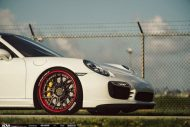 Porsche 991 Turbo S On ADV7 Track Spec CS By ADV.1 Wheels 9 190x127 ADV.1 21 Zoll Wheels auf dem Porsche 911 (991) Turbo S