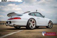 Porsche 993 Turbo ADV1 tuning 10 190x127 Klassischer Porsche 993 Turbo mit ADV.1 Wheels Alufelgen