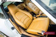 Porsche 993 Turbo ADV1 tuning 12 190x127 Klassischer Porsche 993 Turbo mit ADV.1 Wheels Alufelgen