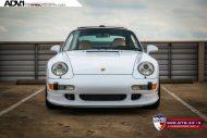 Porsche 993 Turbo ADV1 tuning 4 190x127 Klassischer Porsche 993 Turbo mit ADV.1 Wheels Alufelgen