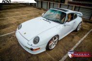 Porsche 993 Turbo ADV1 tuning 5 190x127 Klassischer Porsche 993 Turbo mit ADV.1 Wheels Alufelgen