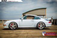 Porsche 993 Turbo ADV1 tuning 7 190x127 Klassischer Porsche 993 Turbo mit ADV.1 Wheels Alufelgen