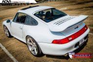Porsche 993 Turbo ADV1 tuning 8 190x127 Klassischer Porsche 993 Turbo mit ADV.1 Wheels Alufelgen