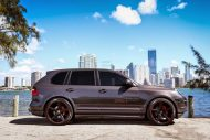 Porsche Design Cayenne GTS On Niche Road wheels 3 190x127 Porsche Cayenne GTS mit 22 Zoll Niche Road Wheels von Exclusive Motoring