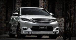 Rowen International Toyota ROWEN 60HARRIER Lexus RX 1 310x165 Rowen International macht den Toyota Harrier zum Lexus RX