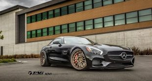 Tag Motorsports Mercedes AMG GT S On ADV.1 Wheels 1 310x165 Mercedes AMG GT S mit ADV.1 Wheels von TAG Motorsports