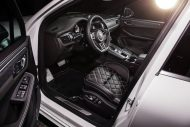 Techart Porsche Macan Interior tuning 1 190x127 Techart mit neuem Tuning Paket am Porsche Macan