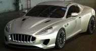 Vengance kahn design new pics 1 190x101 Kahn Design Vengeance WB12 auf Basis Aston Martin DB9