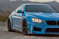 Yas Marina Blue BMW F12 650i by Prior Design Widebody Project 1 190x127 BMW 650i F12 mit Prior Design Bodykit und Vossen Wheels