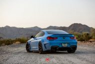 Yas Marina Blue BMW F12 650i by Prior Design Widebody Project 3 190x127 BMW 650i F12 mit Prior Design Bodykit und Vossen Wheels