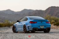 Yas Marina Blue BMW F12 650i by Prior Design Widebody Project 7 190x127 BMW 650i F12 mit Prior Design Bodykit und Vossen Wheels
