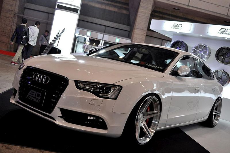 Audi A5 S5 Coupe Od A5 Sportback By Senner Tuning