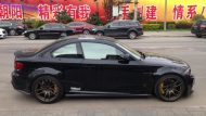 bmw 1m china black tuning 2 190x107 Böses BMW 1er Series M Coupe Black Beast in China