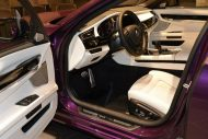 bmw 760 li wearing purple and a v12 4 190x127 BMW F02 760 LI V12   Langversion in Lila & Beige
