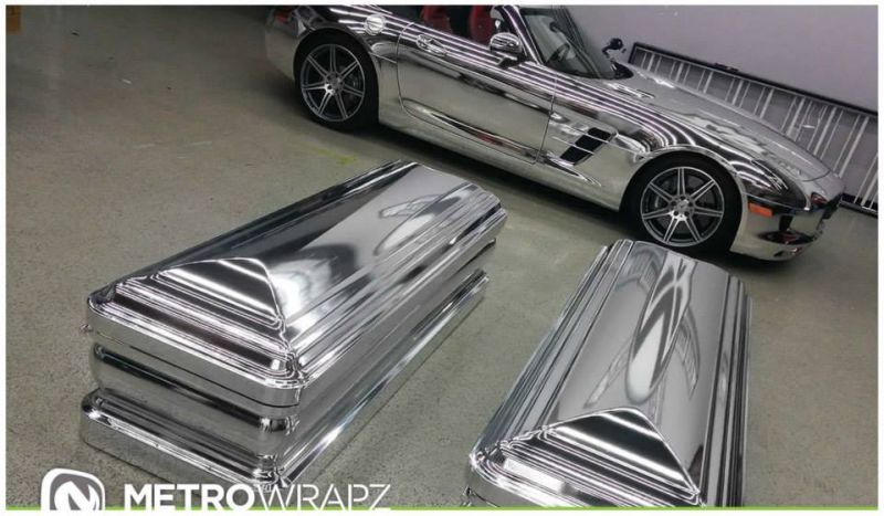 chrome-mercedes-sls-comes-with-matching-caskets-1