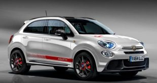 fiat 500x abarth front 1 310x165 Video: Erwischt   Abarth Fiat 500X