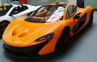 image mclaren orange 1 190x122 Der erste   Satin Orange lackierter McLaren P1