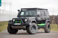 jeep wrangler offroad tuning 1 190x127 Hardcore Tuning Offroad Version des Jeep Wrangler