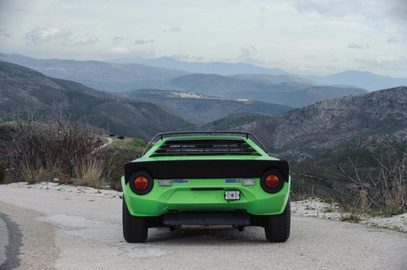 Lister Bell Str For Sale >> Lancia Stratos Replica For Sale | Autos Post