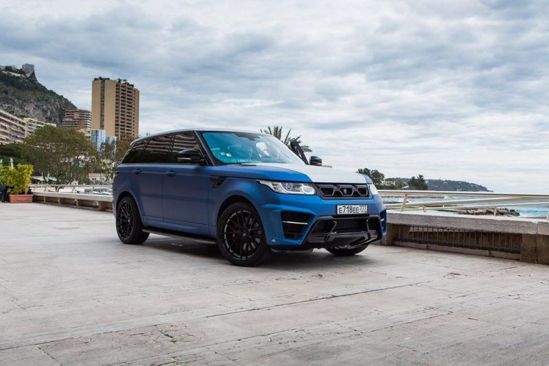 larte designs range rover sport winner edition 3 Range Rover Sport Winner Edition von Larte Design mit 400PS Diesel Power