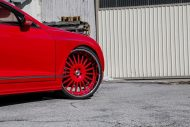 lipstick red bentley gt sports widebody kit 6 190x127 Bentley Continental GT mit Widebody Kit und Forgiato Wheels