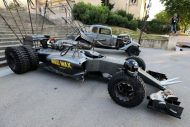 lotus f1 mad max fury road themed formula 1 car 1 190x127 Das ist die apokalyptische Version der Formel 1